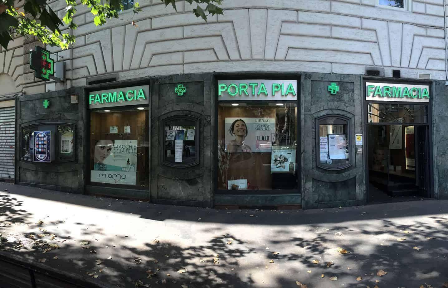 Consegne e spedizioni farmacia porta pia - Farmacia porta pia ...