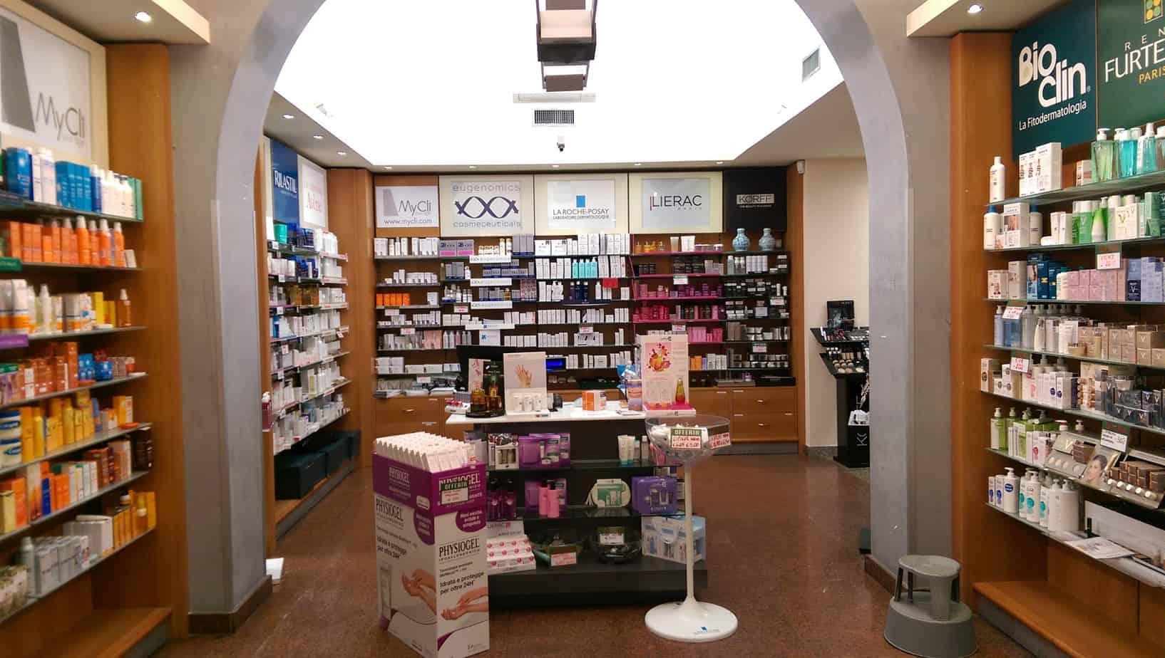 Farmacia porta pia reparto di dermocosmesi farmacia - Farmacia porta pia ...