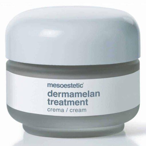 Dermamelan treatments