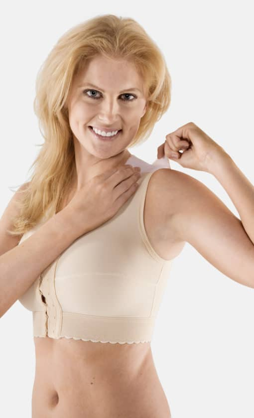 Gilet liposuzione spalle e mastoplastica riduttiva FVNS