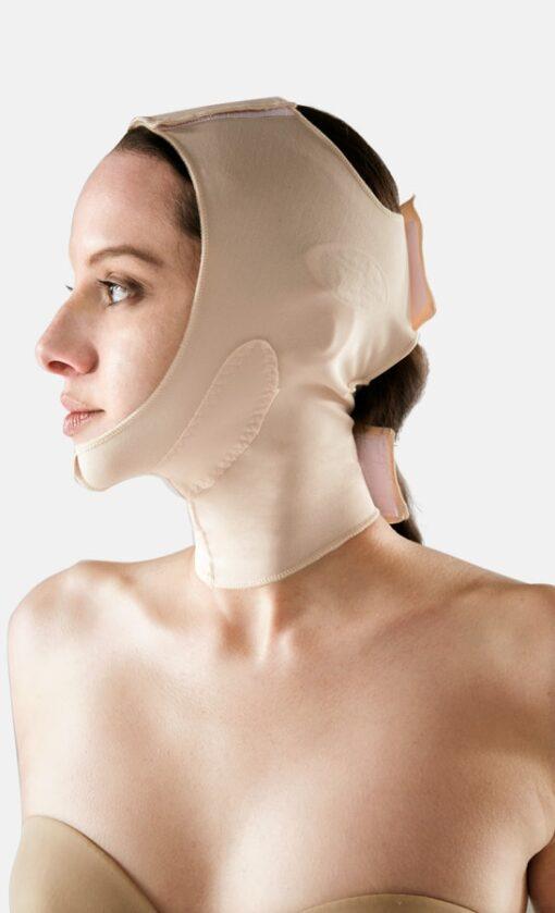 Guaina lifting liposuzione viso e collo FM300-C