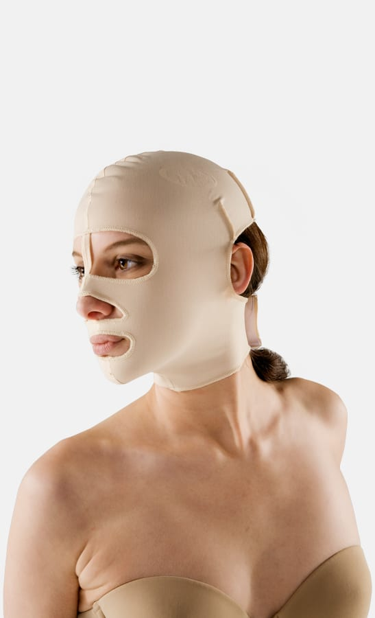 maschera lifting facciale