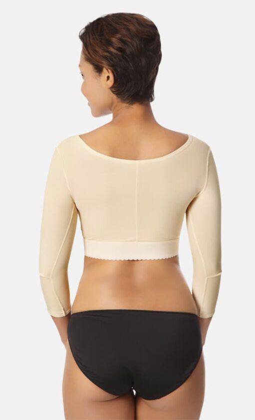 Corpetto scollato per liposuzione braccia e schiena FVMK