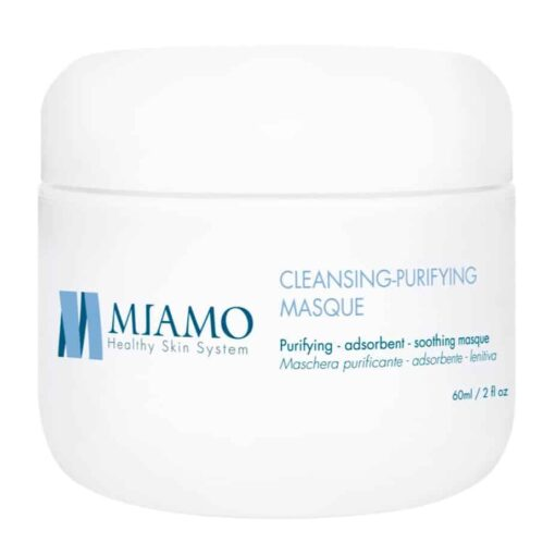 ACNEVER SYSTEM - CLEANSING PURIFYING MASQUE