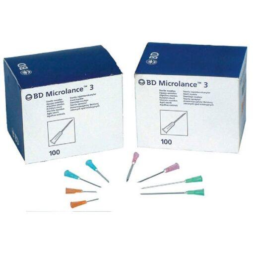 Ago Bd Microlance box 100 pz