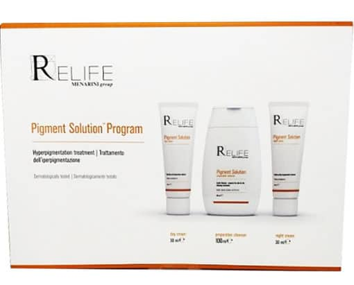 Pigment Solution Relife
