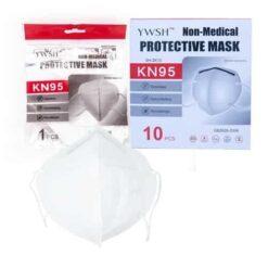 Mascherina protettica KN95 - FFP2 con valvola